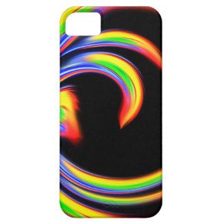 Abstrakte Formen iPhone 5 Cover