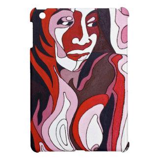 Abstrakte Frau 2 iPad Mini Hülle