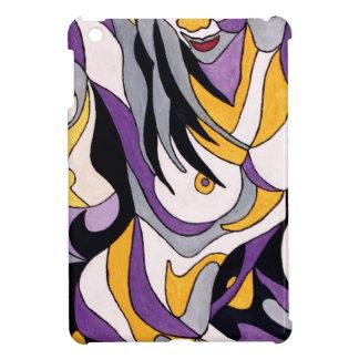 Abstrakte Frau 7 iPad Mini Hülle