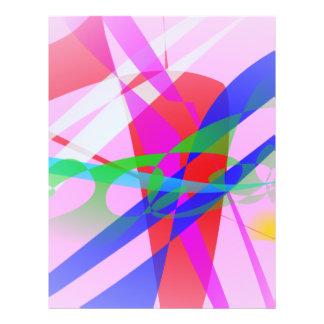 Abstrakte Freiheit Custom Flyer