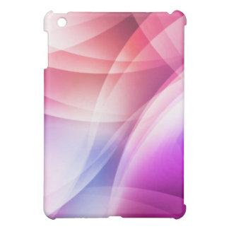 Abstrakte, glatte Digital-Kunst iPad Mini Hülle