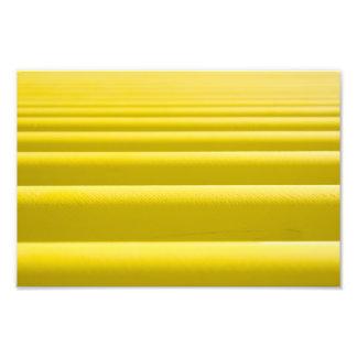 Abstrakte goldene gelbe horizontale photo