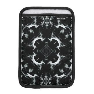 Abstrakte Illusion - BW iPad Minivertikale Sleeve Für iPad Mini