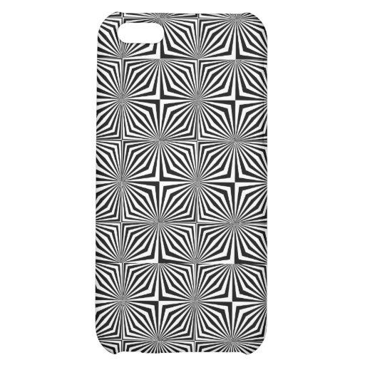 Abstrakte Illusion trippy ipad Fall iPhone 5C Schale