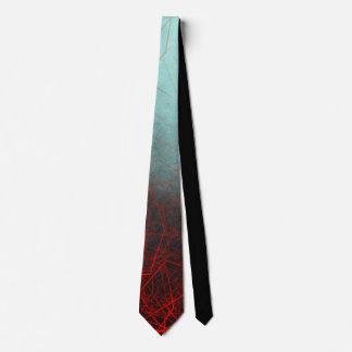 Abstrakte Kästen Unterwasser - Hals-Krawatte Personalisierte Krawatten