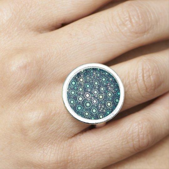 Abstrakte Kreise Foto Ringe
