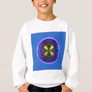 Abstrakte Kugel des Dandy-vier Sweatshirt