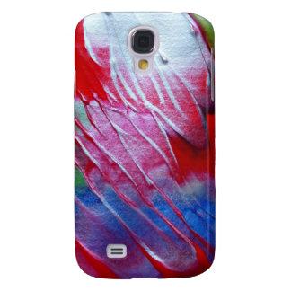 Abstrakte Kunst Galaxy S4 Hülle