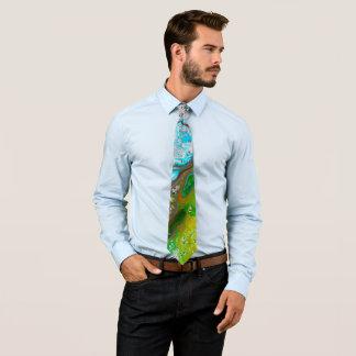 Abstrakte Kunst-Krawatte 2 Krawatte