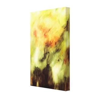 Abstrakte Kunst-Leinwand des Sturms Leinwanddruck