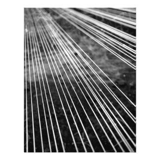 Abstrakte Linien 21,6 X 27,9 Cm Flyer