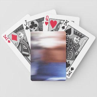 """Abstrakte Malerei """"der Geschichten"""" Bicycle Spielkarten"""