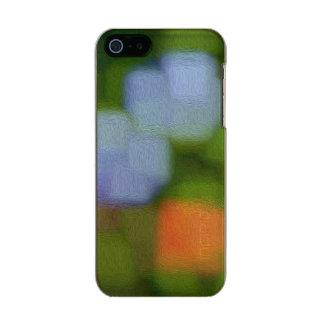 Abstrakte Mehrfarbenmalerei Incipio Feather® Shine iPhone 5 Hülle