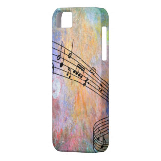abstrakte Musik iPhone 5 Case