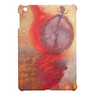 Abstrakte Ölmalerei des Feuer-Tanzes iPad Mini Hülle