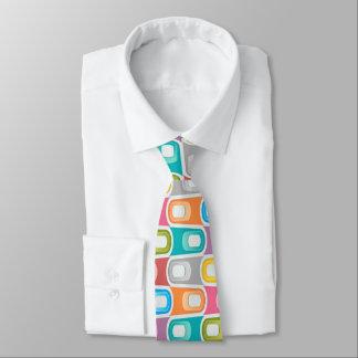abstrakte rockabilly Hals-Krawatte des retro Bedruckte Krawatte