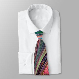 abstrakte rockabilly Hals-Krawatte des retro Krawatte