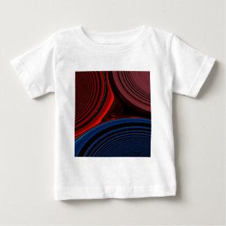 Abstrakte Schaffung Baby T-shirt