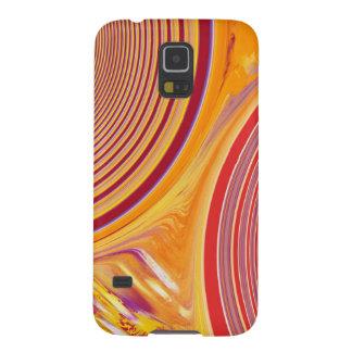 Abstrakte Schaffung Galaxy S5 Cover