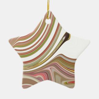 Abstrakte Schaffung Keramik Ornament