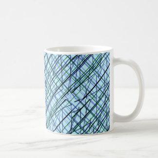 abstrakte Schale #2 Kaffeetasse