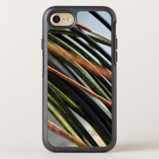 abstrakte schwarze rote und grüne städtische OtterBox symmetry iPhone 8/7 hülle