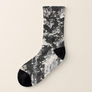 Abstrakte Socken