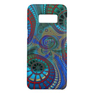 Abstrakte Spiralen Case-Mate Samsung Galaxy S8 Hülle