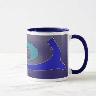 Abstrakte Tasse der Form-2