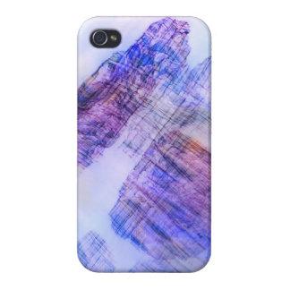 Abstrakte Tinte iPhone 4 Schutzhüllen