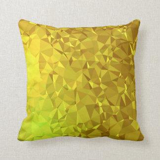 Abstrakte u. moderne Geo Entwürfe - goldene Skalen Kissen