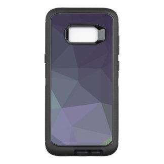 Abstrakte u. moderne Geo Entwürfe - Singrün-Regen OtterBox Defender Samsung Galaxy S8+ Hülle