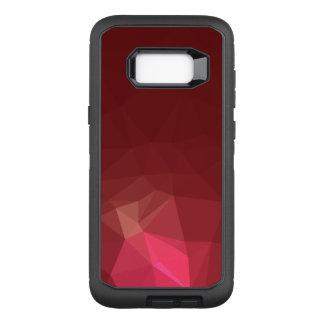 Abstrakte u. moderne geometrische Entwürfe - OtterBox Defender Samsung Galaxy S8+ Hülle