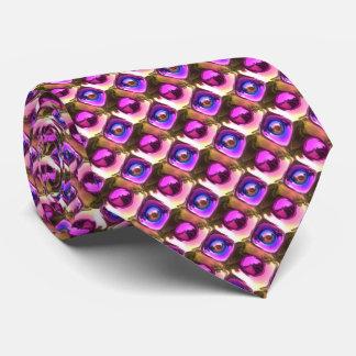 Abstrakte Wahl-Gewohnheits-Krawatten der Bedruckte Krawatten