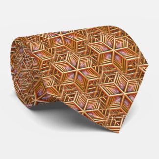Abstrakte Wahl-Gewohnheits-Krawatten der Krawatte