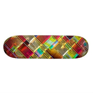 Abstrakte Wahlen der Kunst-164A-B Skateboardbretter