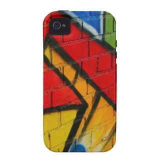 Abstrakte Wand iphone Fallabdeckung Vibe iPhone 4 Hülle