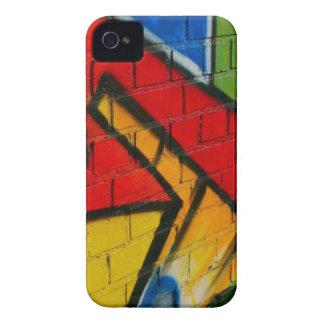 Abstrakte Wand iphone Fallabdeckung iPhone 4 Case-Mate Hülle