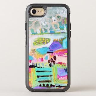Abstrakte Wolken OtterBox Symmetry iPhone 8/7 Hülle