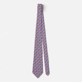 Abstrakte zeitgenössische Kunst-Krawatte Individuelle Krawatten