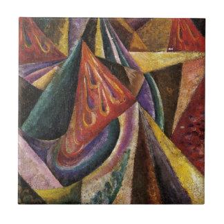 Abstrakte Zusammensetzung durch Oleksandr Fliese