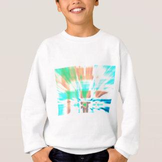 Abstrakter Ausbruch Sweatshirt