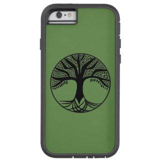 Abstrakter Baum von Leben iPhone 6 Fall Tough Xtreme iPhone 6 Hülle