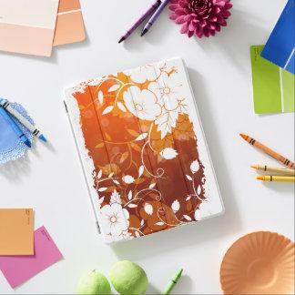 Abstrakter Blumen Ipad Fall iPad Hülle