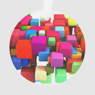 Abstrakter bunter Hintergrund Ornament