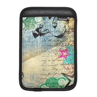 Abstrakter Chic-Entwurf Sleeve Für iPad Mini