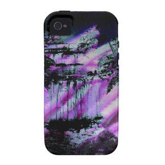 abstrakter Dschungel iPhone 4 Case
