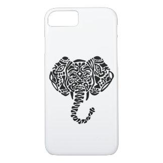 Abstrakter Elefant iPhone 7 Fall iPhone 8/7 Hülle