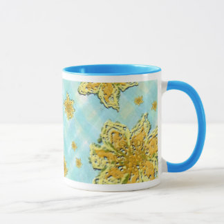 Abstrakter Entwurf der Tasse