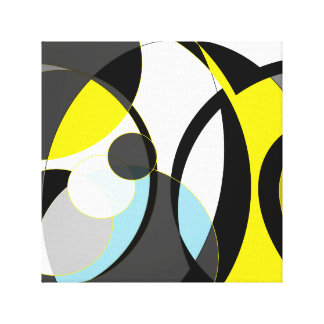 Abstrakter Entwurf Leinwanddruck